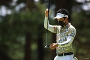 2021年 ゴルフパートナー PRO-AMトーナメント 4日目 和田章太郎