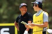 2021年 ゴルフパートナー PRO-AMトーナメント 4日目 内藤寛太郎