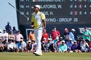 2021年 全米プロゴルフ選手権 4日目 松山英樹
