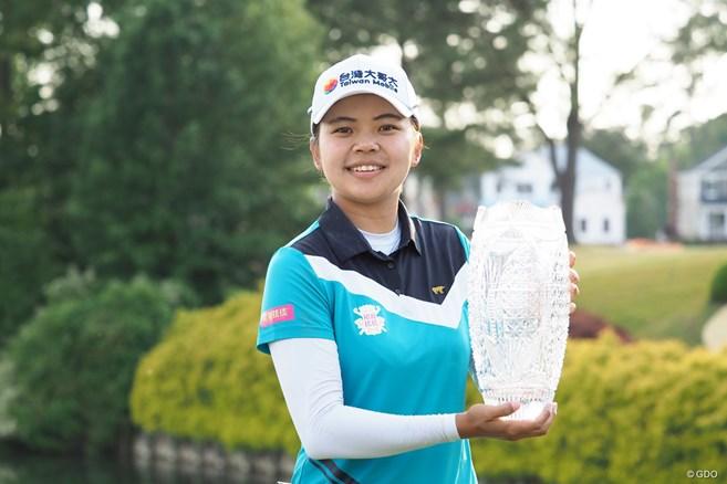 台湾のウェイリン・スーが初優勝 渋野日向子は31位