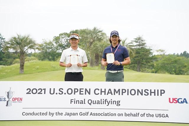 2021年 全米オープン 最終予選会 石川遼 浅地洋佑 石川遼と浅地洋佑が全米オープン出場権を獲得