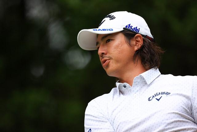 2021年 ゴルフパートナー PRO-AMトーナメント 3日目 石川遼 全米オープンに続くメジャー切符を狙う石川遼