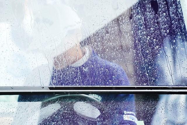 2021年 リゾートトラスト レディス 初日 横峯さくら 雨の季節
