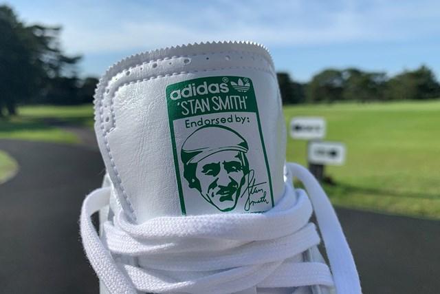 アディダスの名作シューズをゴルフ場で履いてみた 「スタンスミス ゴルフ」のシュータン