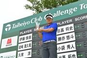 2021年 太平洋クラブチャレンジトーナメント 最終日 伊藤慎吾