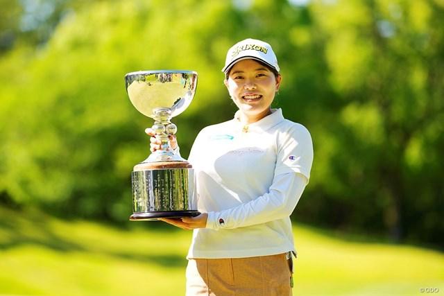 2021年 リゾートトラスト レディス 最終日 勝みなみ 勝みなみが逆転優勝。全米女子オープンに弾みをつけた