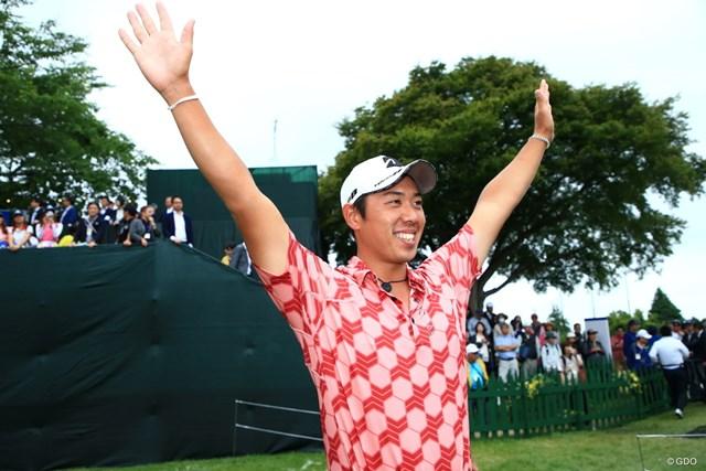 2019年 日本ツアー選手権 森ビル杯 Shishido Hills 最終日 堀川未来夢 前回2019年大会は堀川未来夢が4日間首位を守ってツアー初勝利を挙げた