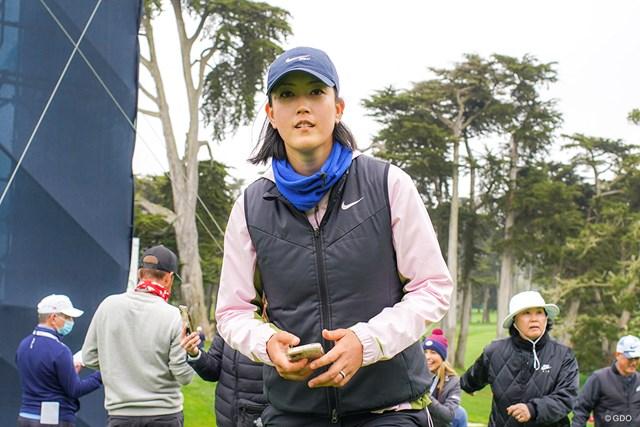 2021年 全米女子オープン 事前 ミッシェル・ウィ 若い頃からスポットライトを浴びてきたミッシュエル・ウィ