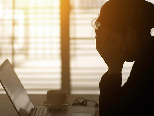 眼精疲労 目の疲れは現代人の敵(Getty Images)