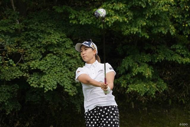 2021年 ヨネックスレディスゴルフトーナメント 事前 上田桃子 人気、実力を兼ね備えた女子プロゴルファーの第一人者として最前線に立つ