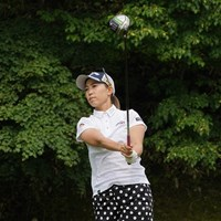 人気、実力を兼ね備えた女子プロゴルファーの第一人者として最前線に立つ 2021年 ヨネックスレディスゴルフトーナメント 事前 上田桃子