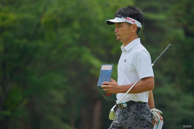 2021年 日本ツアー選手権 森ビル杯 Shishido Hills 初日 竹谷佳孝 宍戸の勝ち方を知る男です。
