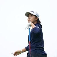ヨネックスで優勝してるんだよね 2021年 ヨネックスレディスゴルフトーナメント 初日 青木瀬令奈