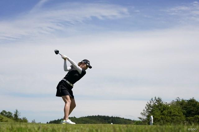 2021年 ヨネックスレディスゴルフトーナメント 2日目 山路晶 畑岡奈紗の活躍は刺激に