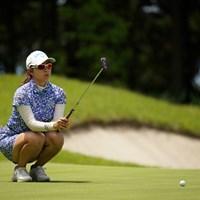 小楠梨紗はウェイティングからの出場 2021年 ヨネックスレディスゴルフトーナメント 2日目 小楠梨紗