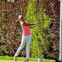 レキシー・トンプソン 2021年 全米女子オープン 3日目 レキシー・トンプソン