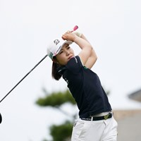 五輪日本代表を目指す古江彩佳 2021年 ヨネックスレディスゴルフトーナメント  最終日 古江彩佳
