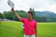 2021年 日本ツアー選手権 森ビル杯 Shishido Hills 最終日 木下稜介