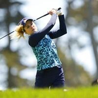 レクシー・トンプソン(Darren Carroll/USGA) 2021年 全米女子オープン 4日目 レクシー・トンプソン