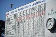 2021年 全米女子オープン 4日目 リーダーボード
