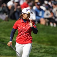 盛り上がってきた 2021年 全米女子オープン 4日目 畑岡奈紗