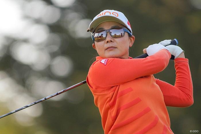 予選通過し41位で今大会を終える 2021年 全米女子オープン 4日目 上原彩子