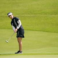 笠りつ子はしっくりきたパターで優勝 2021年 ヨネックスレディスゴルフトーナメント  最終日 笠りつ子