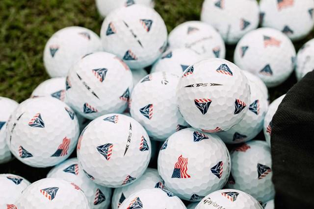 2021年 ザ・メモリアルトーナメント リッキー・ファウラー リッキー・ファウラーが愛用するボール(提供:TaylorMade/GolfWRX、PGATOUR.com)