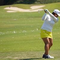 鈴木愛は大会前日にハーフをプレーし、練習場で最終調整を図った 2021年 宮里藍サントリーレディスオープンゴルフトーナメント 事前 鈴木愛