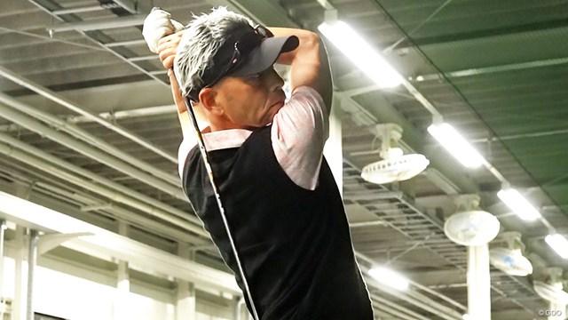レジオ フォーミュラ MB+を筒康博が試打「ヘッドを選ばない」 「どのヘッドと組み合わせても+(プラス)してくれる」と筒