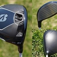 未発売の新ドライバー「B1」 2021年 宮里藍サントリーレディスオープンゴルフトーナメント 初日 ブリヂストン