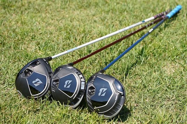 2021年 宮里藍サントリーレディスオープンゴルフトーナメント 初日 ブリヂストン 今秋発売とされる新ドライバー