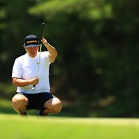 Hole10 par4 392yards  birdie 2021年 宮里藍サントリーレディスオープンゴルフトーナメント 初日 工藤遥加