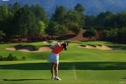 2021年 宮里藍サントリーレディスオープンゴルフトーナメント 初日 河本結