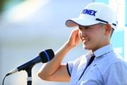 2021年 宮里藍サントリーレディスオープンゴルフトーナメント 初日 岩井明愛
