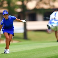 6アンダー9位で決勝へ 2021年 宮里藍サントリーレディスオープンゴルフトーナメント 2日目 原英莉花