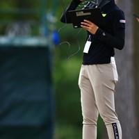 幸せですかーーーー!!!! 2021年 宮里藍サントリーレディスオープンゴルフトーナメント 2日目 大江香織