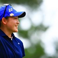 早くプロになった彼女が見たい 2021年 宮里藍サントリーレディスオープンゴルフトーナメント 3日目 岩井千怜