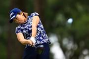 2021年 宮里藍サントリーレディスオープンゴルフトーナメント 3日目 葭葉ルミ