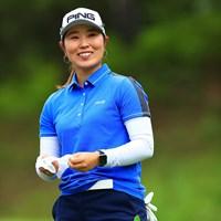 PING 2021年 宮里藍サントリーレディスオープンゴルフトーナメント 3日目 比嘉真美子