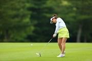 2021年 宮里藍サントリーレディスオープンゴルフトーナメント 3日目 西村優菜