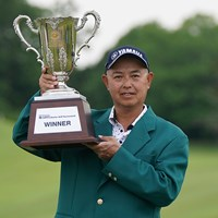 谷口徹が完全優勝でシニア2勝目を挙げた(提供:日本プロゴルフ協会) 2021年 スターツシニアゴルフトーナメント  最終日 谷口徹