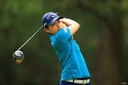 2021年 宮里藍サントリーレディスオープンゴルフトーナメント 最終日 沖せいら