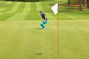 2021年 宮里藍サントリーレディスオープンゴルフトーナメント 最終日 木村彩子