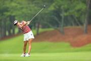 2021年 宮里藍サントリーレディスオープンゴルフトーナメント 最終日 田辺ひかり