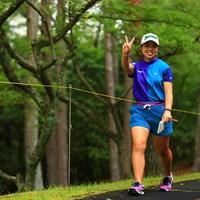彼女の次の優勝はそんな遠くない 2021年 宮里藍サントリーレディスオープンゴルフトーナメント 最終日 山下美夢有