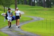 2021年 宮里藍サントリーレディスオープンゴルフトーナメント 最終日 原英莉花