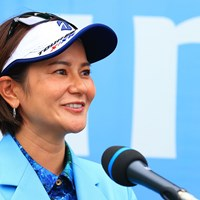 大会アンバサダーとして4日間見守った 2021年 宮里藍サントリーレディスオープンゴルフトーナメント  最終日 宮里藍