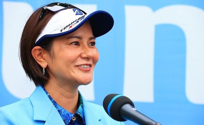 五輪代表2番手争いの稲見、古江、渋野に宮里藍さんがエール