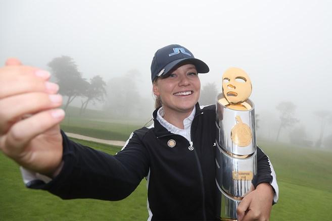 26歳カストレンがフィンランド勢初の米女子ツアー優勝